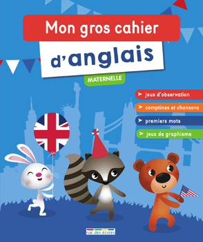 Anglais maternelle